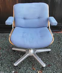 Retro Swivel Armchair Antiques Atlas Retro Swivel Office Chairs