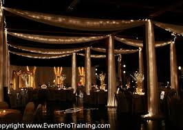 wedding ceiling draping ceiling draping event pro