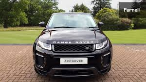 lamb land rover used land rover range rover evoque 2 0 td4 hse dynamic lux 5dr