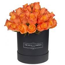 orange roses luxury roses london white pink roses with miniature apple