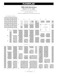 about the 2000 tms annual meeting exhibition exhibition floor plan sponsorship opportunities