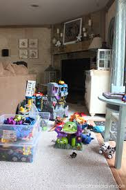 Organizing A Living Room by The Perfect Solution To Organizing Toys Confessions Of A Serial
