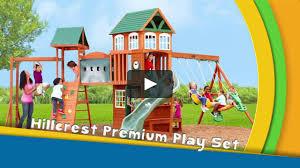 hillcrest play set on vimeo