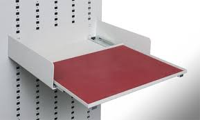 Roll Out Shelves by Weapon Storage Components Superior Storage Systems
