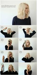 tutorial hairstyles for medium length hair 23 chic medium hairstyles for wavy hair page 2 of 2 wavy hair