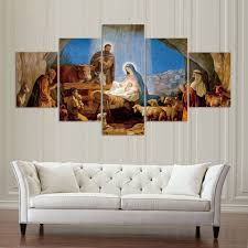 Jewish Home Decor Online Get Cheap Christian Painting Aliexpress Com Alibaba Group