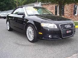 2009 audi a4 sline 2009 audi a4 s line quattro awd convertible in hainesport nj