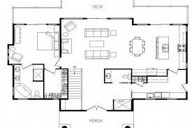 simple open house plans gallery for simple open house floor plans small open floor plan