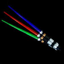 lightsaber toy light up star wars laser sword buy 33inch foldable star wars laser sword