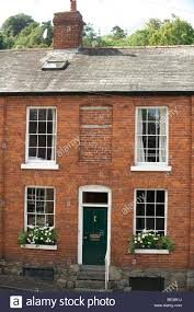 A Small House A Small Georgian Era House In Montgomery Powys Wales With A