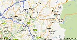 map of oldham ol oldham intensive one week driving courses oldham intensive