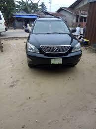 lexus rx330 nairaland neatly used lexus rx330 2006 for sale autos nigeria