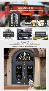 round top main entrance double door designs safety door buy