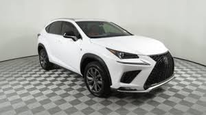 2018 new lexus nx nx 300 fwd at lexus of chandler az iid 17190624