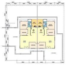 semi detached floor plans house plans for 2 bedroom semi detached cottages szukaj w google