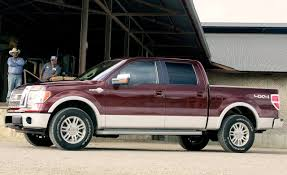 Ford Explorer King Ranch - dodge ram vs ford f 150 and chevy silverado u2013 comparison test