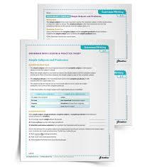 11 elementary grammar worksheets that will improve students u0027 writing