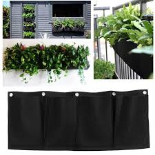 vertical garden outdoor hanging wall planter u2013 all about tidy