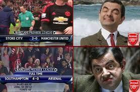 Funny Man Utd Memes - soccer memes arsenal