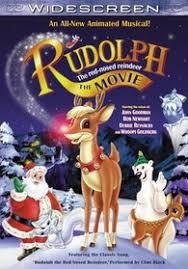 rudolph rednosed reindeer movie dvd john goodman bob