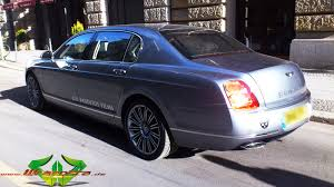 bentley chrome bentley continental flying spur chrome wrappsta berlin