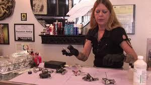 tattoo artists u0026 advice how to assemble a tattoo gun youtube