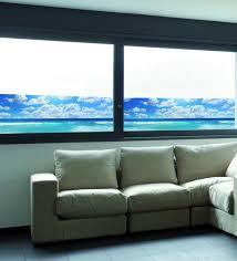 home decor line buy vinyl sky wall sticker by home decor line landscape