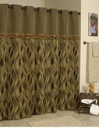 luxury shower curtain inspirations luxurious curtains with valance