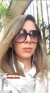 iranian women s hair styles iranian women stand up to men telling them to wear hijabs daily