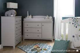 Removable Changing Table Top South Shore Cotton Changing Table With