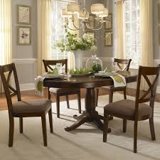 dining round expandable dining table for small spaces design
