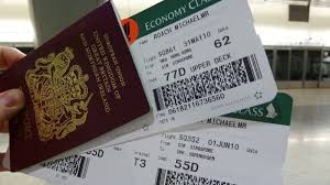 travel tickets images The best time and time of day to book airline tickets jpg