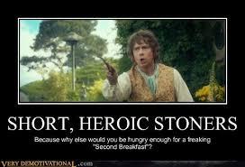 Second Breakfast Meme - very demotivational second breakfast very demotivational