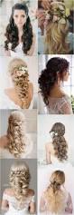 25 best bridesmaids hairstyles down ideas on pinterest half up