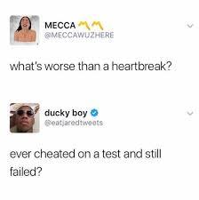 Heart Break Memes - dopl3r com memes mecca 서서 meccawuzhere whats worse than a