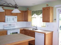 kitchen cheap backsplash ideas painting tileboard paneling end