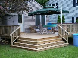 Corner Deck Stairs Design Question On Outside Corner Stairs Decks Fencing Contractor Talk
