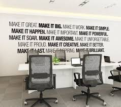 Office Wall Decorating Ideas For Work by Wall Decorations For Office 1000 Ideas About Office Wall Art On