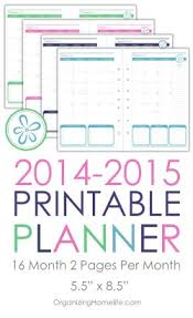 19 best blank calendars images on pinterest free printables