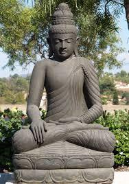 sold earth touching buddha 61 67ls52 hindu gods