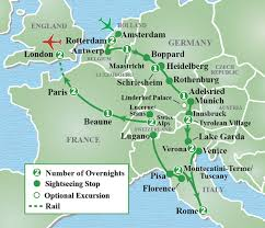 of europe grand tour itinerary detail image tours
