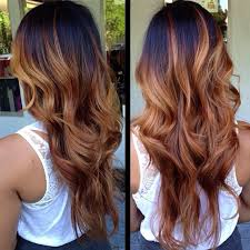 hair color dark on top light on bottom the latest brown ombre hair colors at blog vpfashion com vpfashion