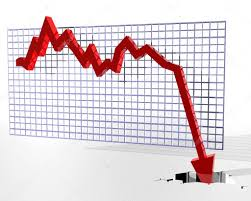 Bad Things Chart Showing Bad Things U2014 Stock Photo Paulfleet 2213299