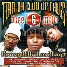 album art exchange crazyndalazdayz by three 6 mafia album