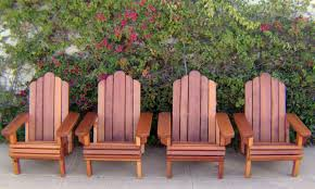 Quality Adirondack Chairs Redwood Adirondack Chair Custom Wood Adirondack Chairs