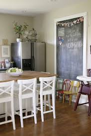 chalkboard in kitchen ideas how to an easy diy magnetic chalkboard chalkboards