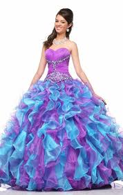 dress design images ruffle dress designs ideas with multi colored for women