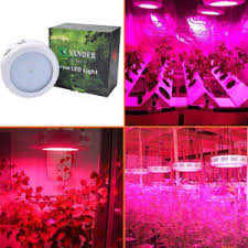 ufo led grow light ufo led grow light ir uv full spectrum hydroponic plant growing