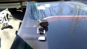 2004 lexus rx330 yaw rate sensor replacing rain sensor pad on a lexus gx470 youtube