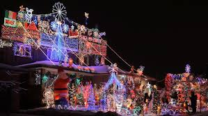 toronto december 26 best decorated house with christmas lights